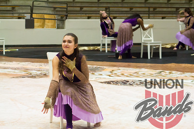 Union A Winter Guard