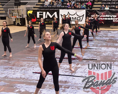 Winter Guard Competition BA 2017