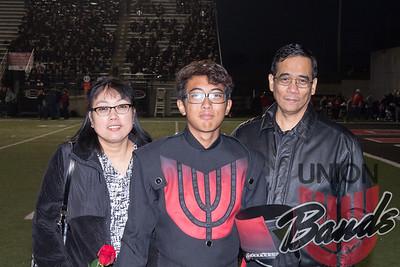 Senior Night Families