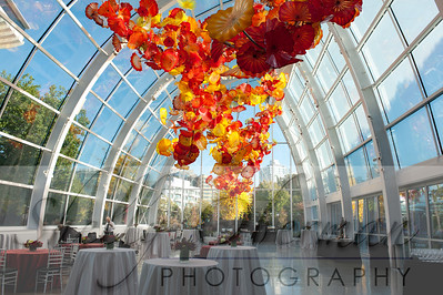 Union Bank Private Banking Event at Chihuly Garden & Glass 9-23-15
