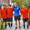 Union College soccer team players