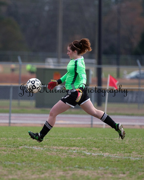 Donna Soccer CC-1