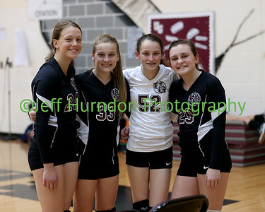 UGMS Volleyball 3-31-2016