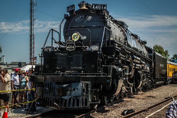 Union Pacific 4014