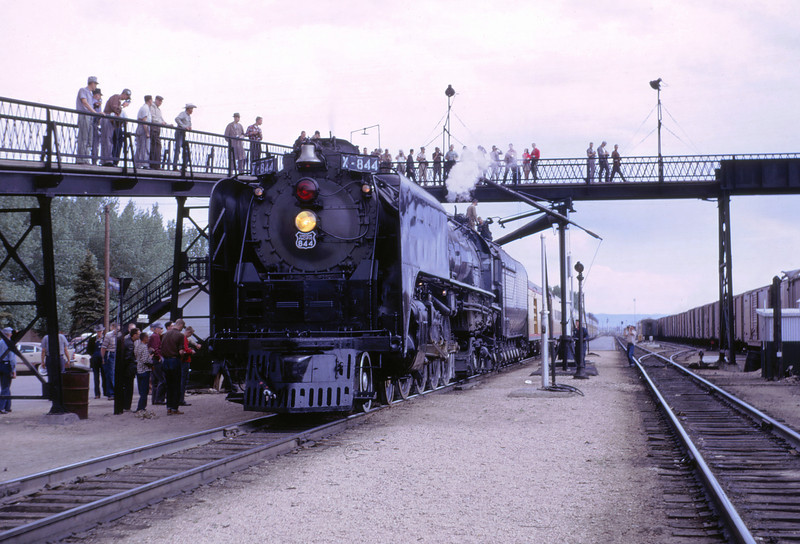 UPRR 361 - June 11 1961 - No  844 Laramie WYO