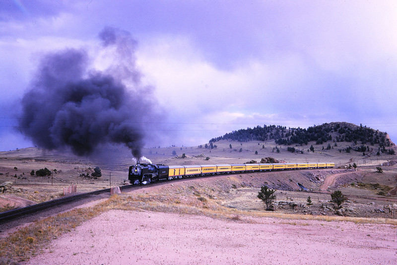 UPRR 382 - Sep 25 1966 - 4 8 4 no8444 Dale Creek WY