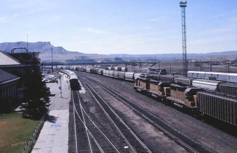 UPRR - May 22 1979 - Green River WYO