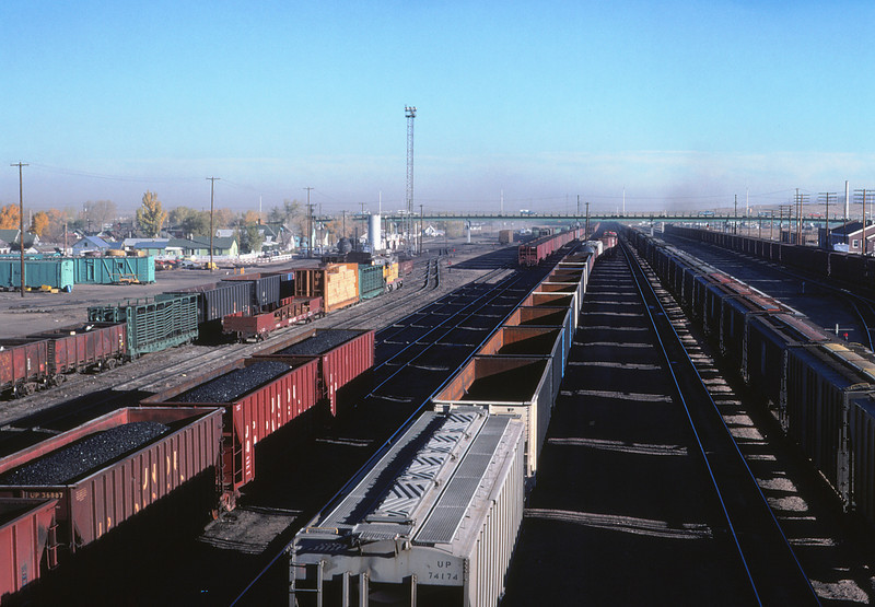 UPRR 640 - Oct 12 1979 - west @ Laramie WYO