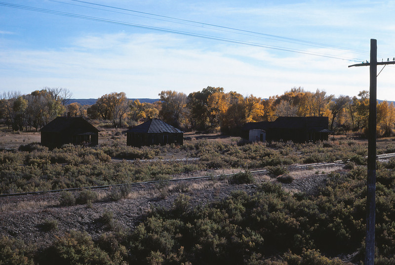 UPRR 633 - Oct 11 1979 - east of Ft Fred Steele WYO