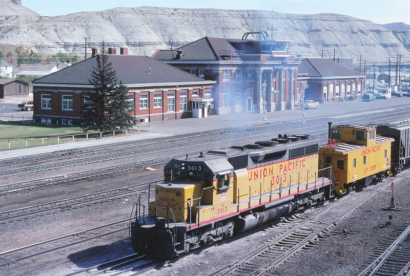 UPRR 625 - Oct 11 1979 - Green River WYO