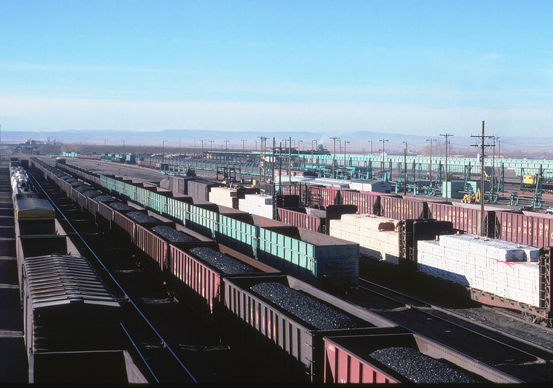 UPRR 641 - Oct 12 1979 - east @ Laramie WYO