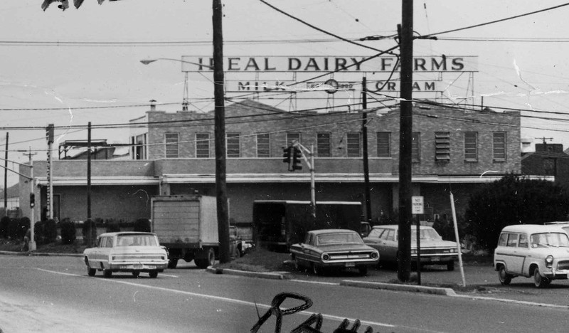 ideal dairy from rahway ave