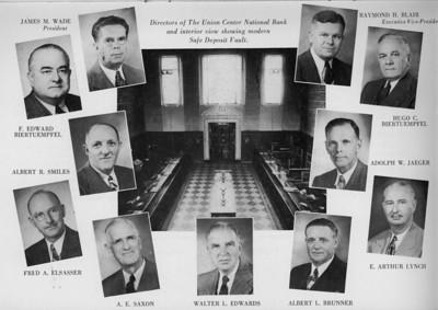 UNCB 1948 staff