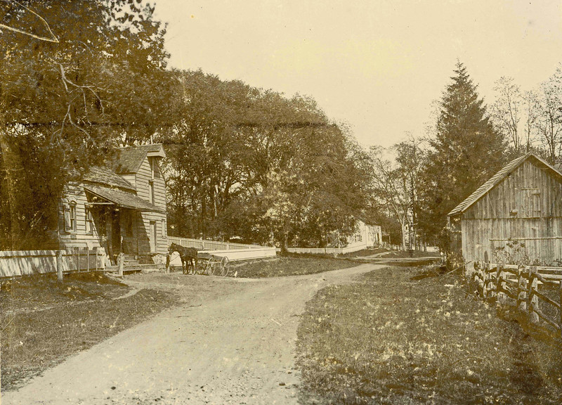 Westlake's General Store on what is now West Chestnut St. about 1890.