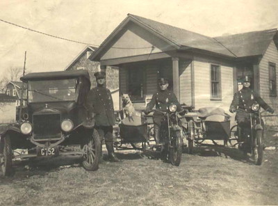 lst police car-Union