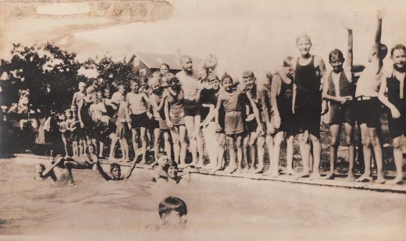 Hopkins pool