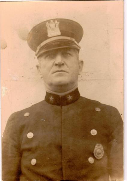 Police Chief Charles Hopkins