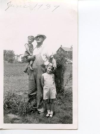The Chief w George Freund  & Mary Wyman 1939-2