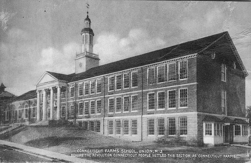 Connecticut Farms School.