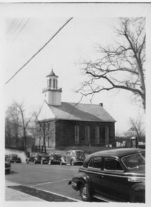 CF church cir 1945