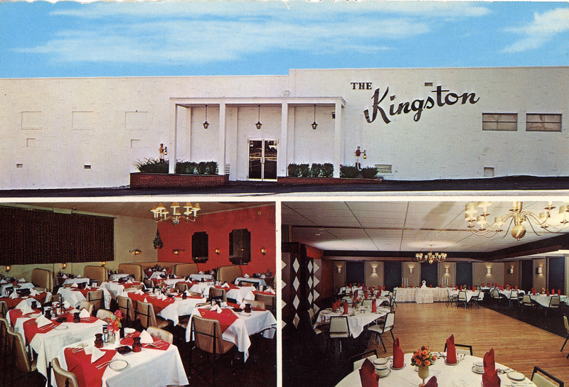 The Kingston Restaurant which was located on Morris Ave. at the end of Lehigh Ave. The building now houses a Chinese buffet.