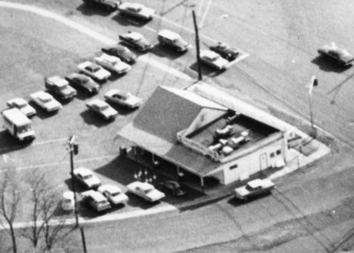 Petersen's in the 60's now The Galloping Hill Inn located at Five Points.