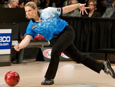 Kelly Kulick The Billie Jean King of bowling. https://en.wikipedia.org/wiki/Kelly_Kulick