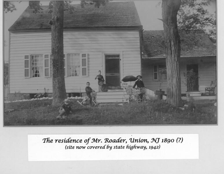 Roader wade House