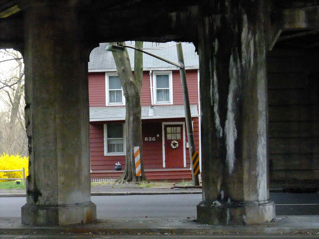 Wade house Chestnut st  2
