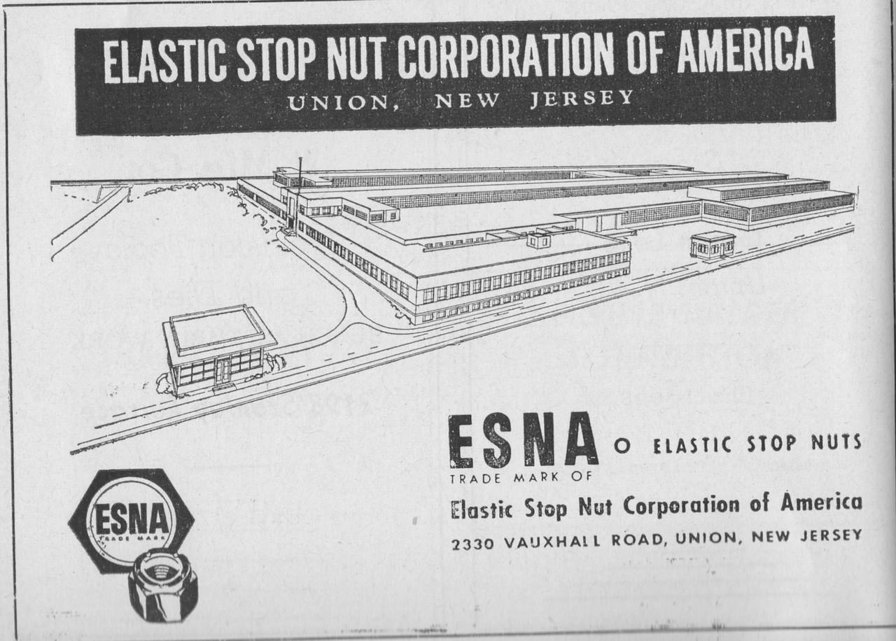 ESNA ad from 1948
