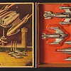 Pyro space ships