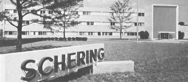 Schering front 1970