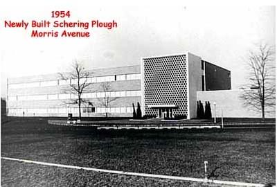 schering 1954 union