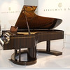 Frank Pollaro was selected to build the 600,000th piano for Steinway in their Lousons Rd shop in Union. This piano was priced at 2.4 million dollars. They called it the Fibonaci.