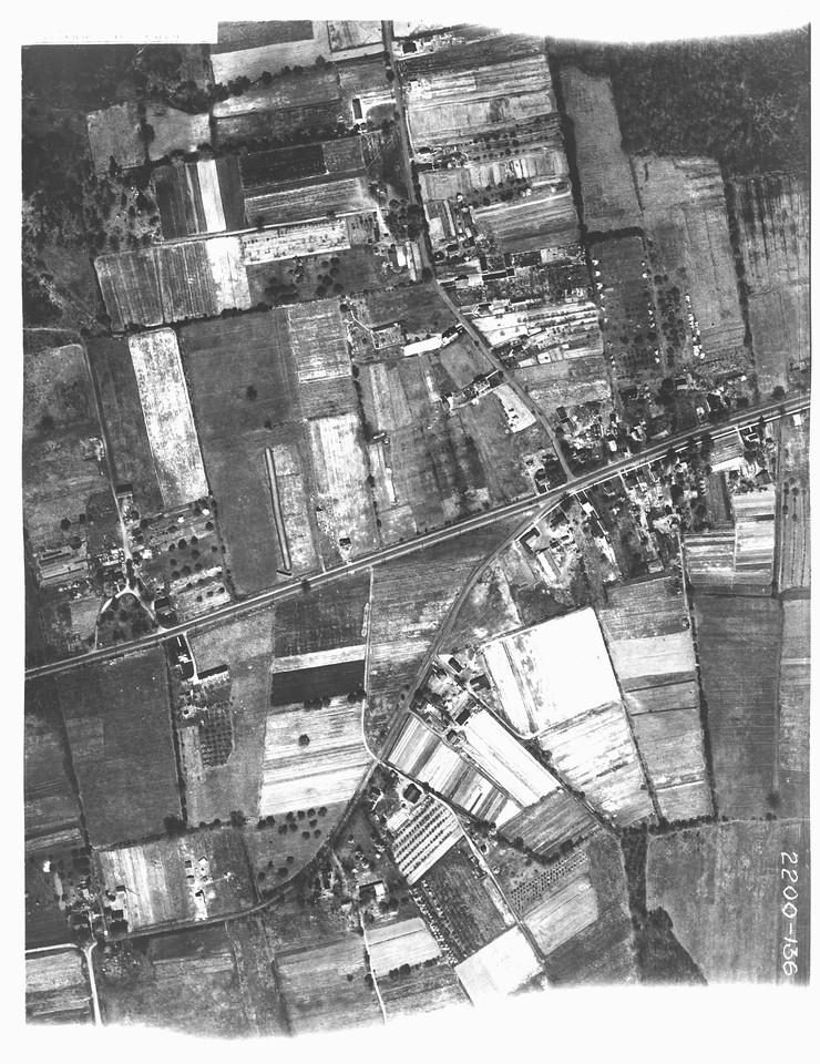Aerial 136 spruce burnet 1923