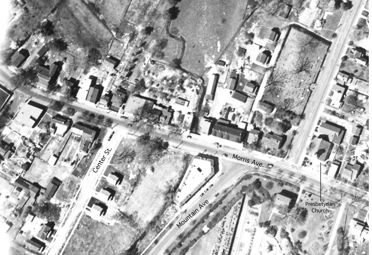 Springfield Center in 1923.