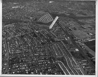Morris Lehigh hall stadium schering kean colonial aerial 64052