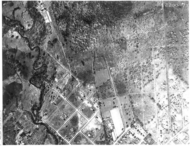 Cranford and Kenilworth in 1923- current site of Riverside Dr. and Nomeghan Park