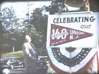 The Mayor rings the bell to kick off the 140th anniversary of Union in this clip from a 1948 film.