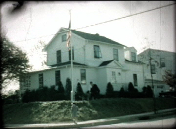 Mayor Biertuempfel's home on Overlook Terrace. It was torn down to build an even larger one.
