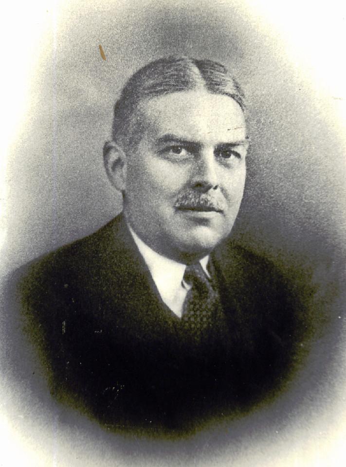 Captain John Kean. 1933-?
