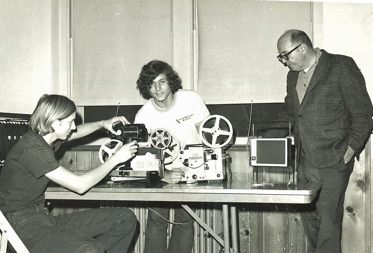Open House 1973 - Movie Club