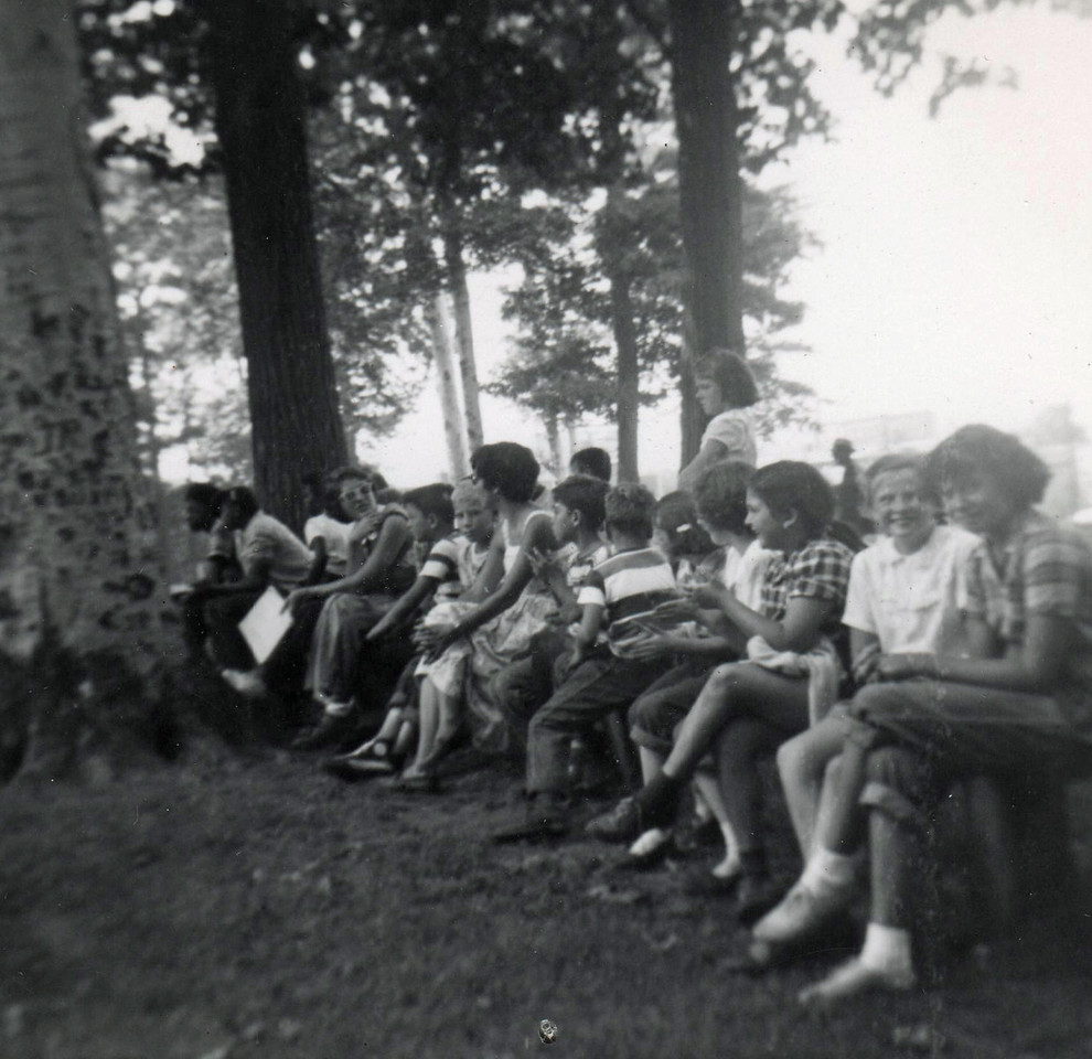 FRIBERGER PARK FIELD DAY 1948 013