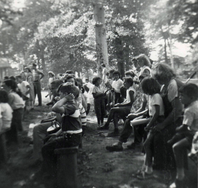FRIBERGER PARK FIELD DAY 1948 012