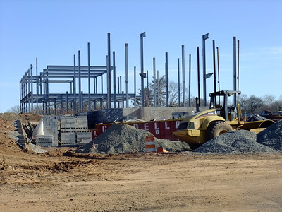 New construction of the Union County Galloping Hill Golf Club and Catering Hall.