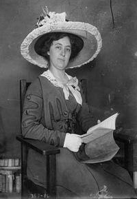 Lillian Floyd, wife of Andress Floyd.
