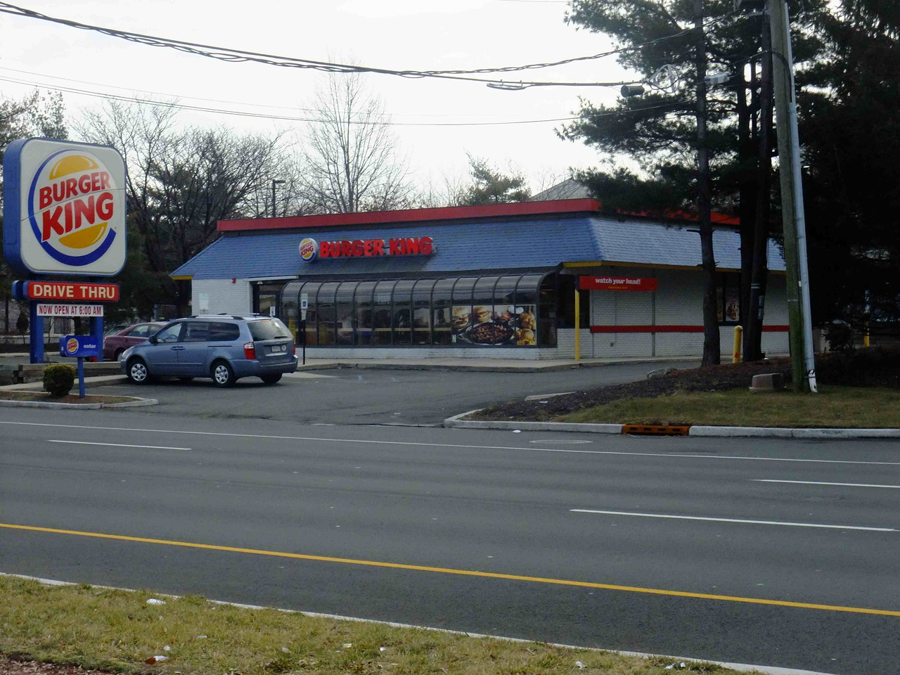 Before Burger King there was the 19th Hole which stood on this site in front of the Union Drive in.