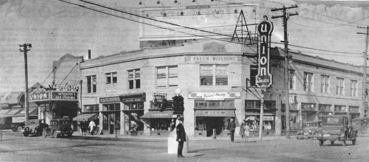 Union Center 1929