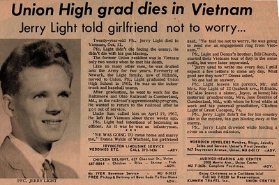 Jerry Light vietnam