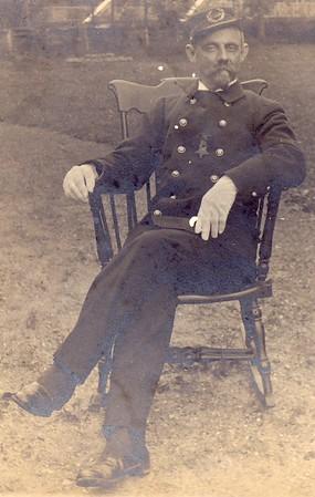 Charles Drake,CN [GAR pic] civil war from union twp